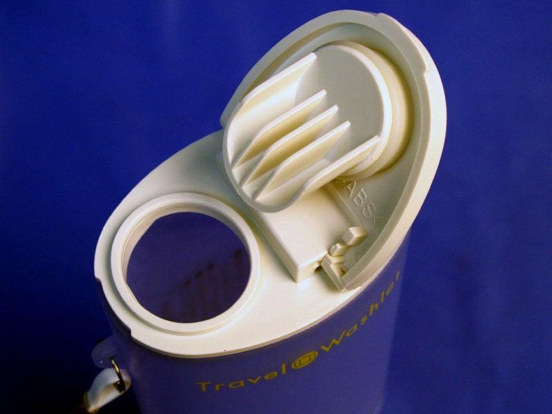 Toto Travel Washlet: Portable Butt Sprayer, For Wherever You Go