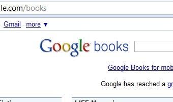Google to Launch E-Book Store in Early 2010