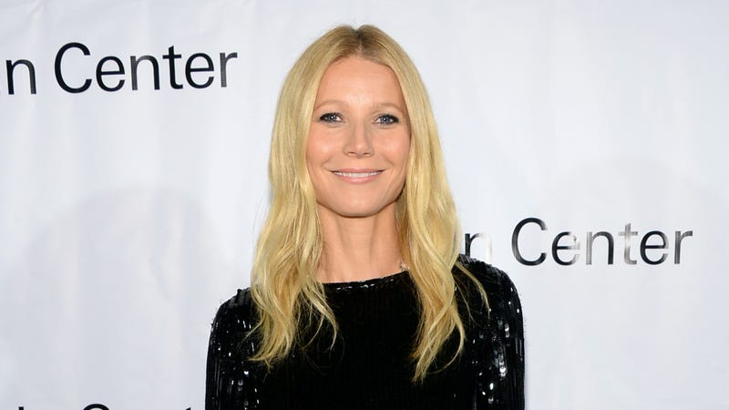 Gwyneth Paltrow Believes that Water Has Consciousness and Energy