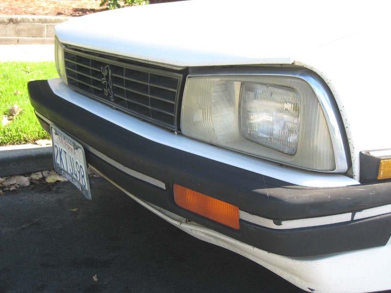1988 Peugeot 505 Turbo