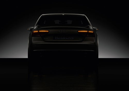 2011 Audi A8 Exterior Gallery