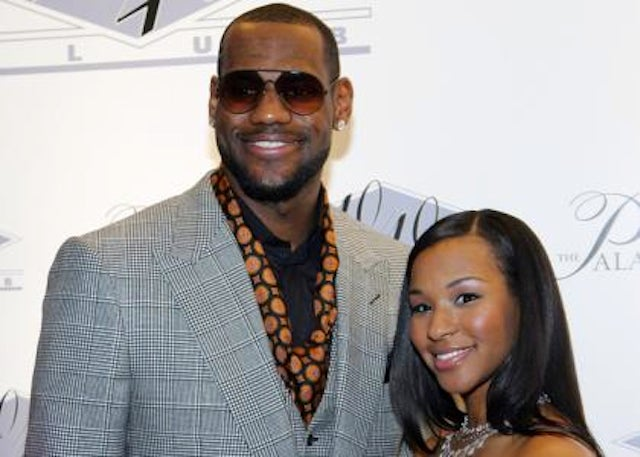 LeBron James Gets Engaged, Preemptively Breaks His New Year's Resolution To Stop Being So Tacky