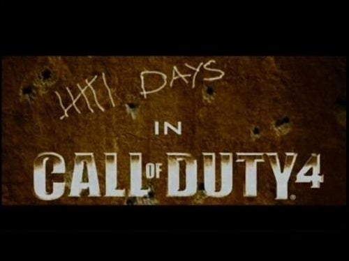 6 Days in Call of Duty 4 Going to Film Festival