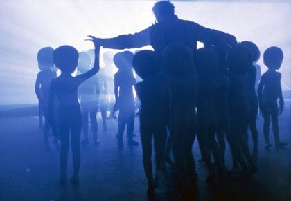 Aliens From Close Encounters Plot Come-Back