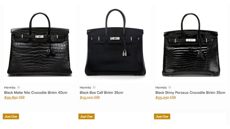 Have an Extra $60K This Thanksgiving? Why Not Buy Some Dumb Purse?