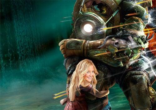 BioShock Movie Staying Faithul To Source, Won't Star Kate Hudson