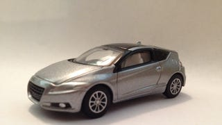 Tomica Honda CR-Z Review