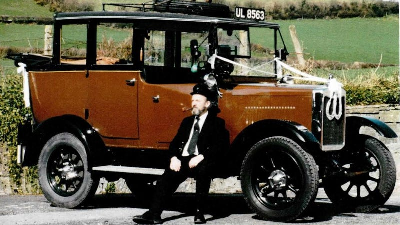 Get Yourself A Very Old Taxi (And A Pipe) This Spring