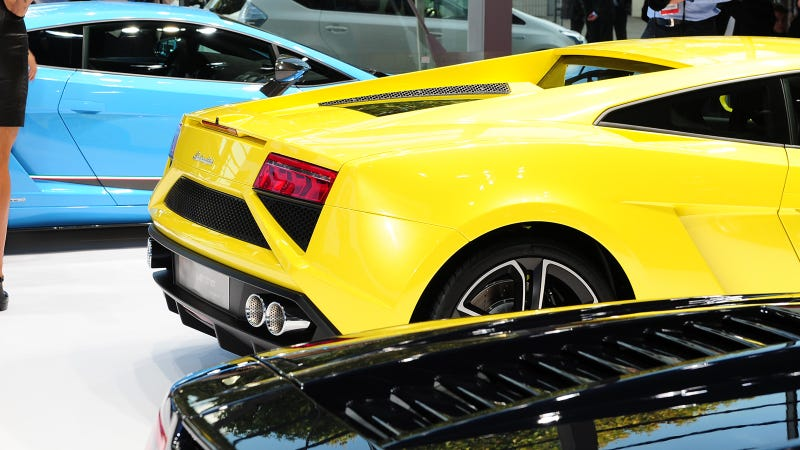 Trust Me, The 2013 Lamborghini Gallardo LP560-4 Is Better In Person
