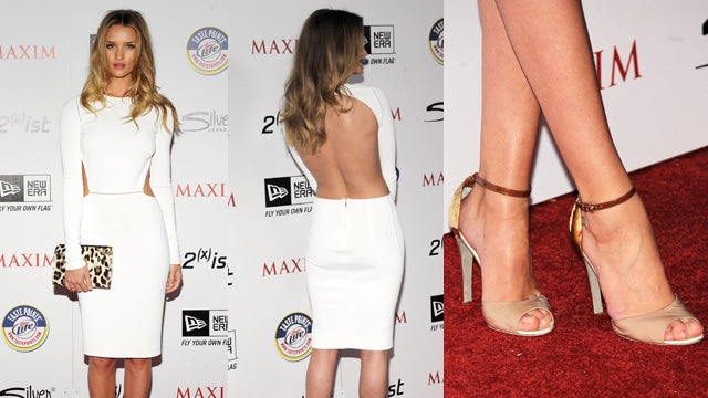 Plenty Of Tits & Assholes At The Maxim Hot 100 Party