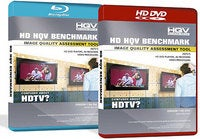 HQV Silicon Optix Blu-ray and HD DVD Discs