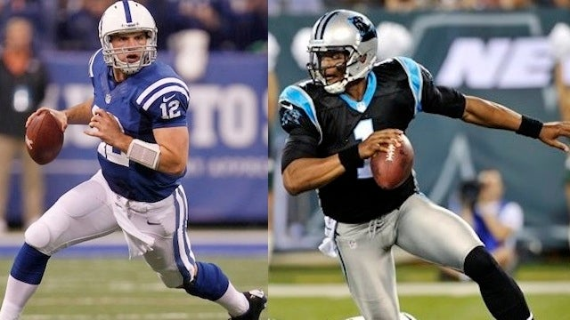 Bill Belichick Says Andrew Luck Reminds Him Of Cam Newton, Which Violates The No-Interracial-QB-Comparisons Rule, Which I Think Is In The Bible