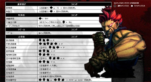 Akuma Now Playable On Japanese Street Fighter IV Cabinets