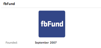 What's wrong with Facebook's FBFund?