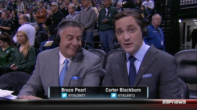 ESPN Broadcasters Are Talented Tweeters