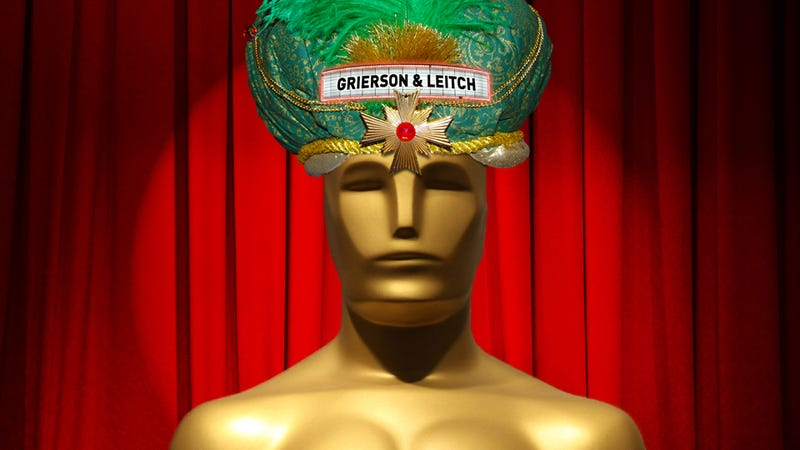 Your Grierson & Leitch Oscar Nomination Predictions