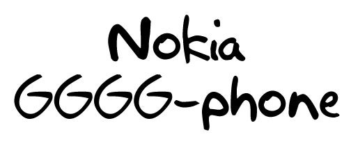 Verizon and Nokia Are Secretly Planning a 4G Phone