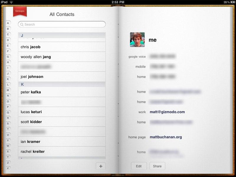 Understanding the iPad's Software