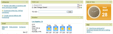 Download of the Day: Google Homepage Resizeable Columns Greasemonkey script (Firefox)