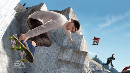 Drop Into Skate 3 In Early May