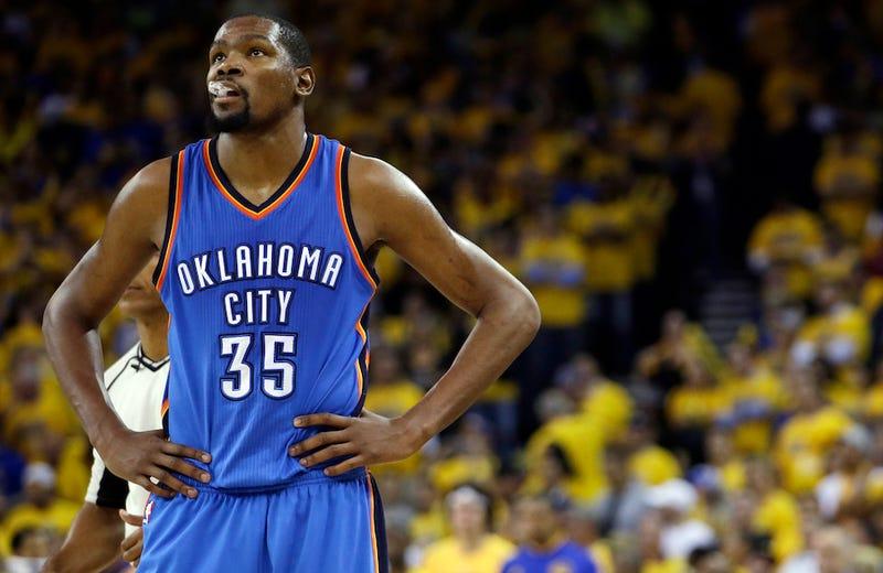 Explaining Kevin Durant