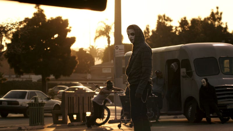 The Purge: Anarchy Is Basically Idiocracy, Starring The Punisher