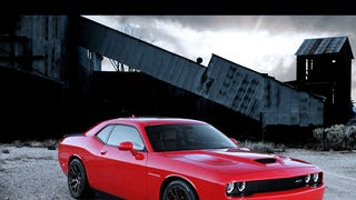 Why Your Car Sucks: 2015 Dodge Challenger SRT Hellcat
