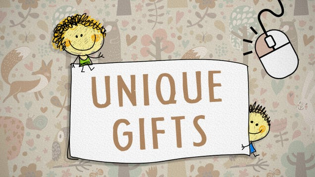 The best shopping sites for buying unique gifts for Best website for gifts