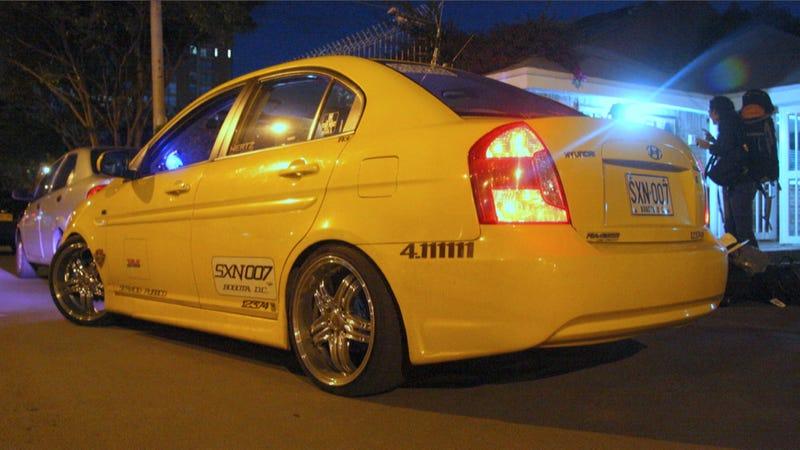 Bogota Airport Taxi: Pictures