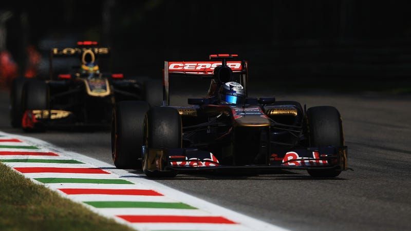 Pictures from the 2011 Italian Grand Prix