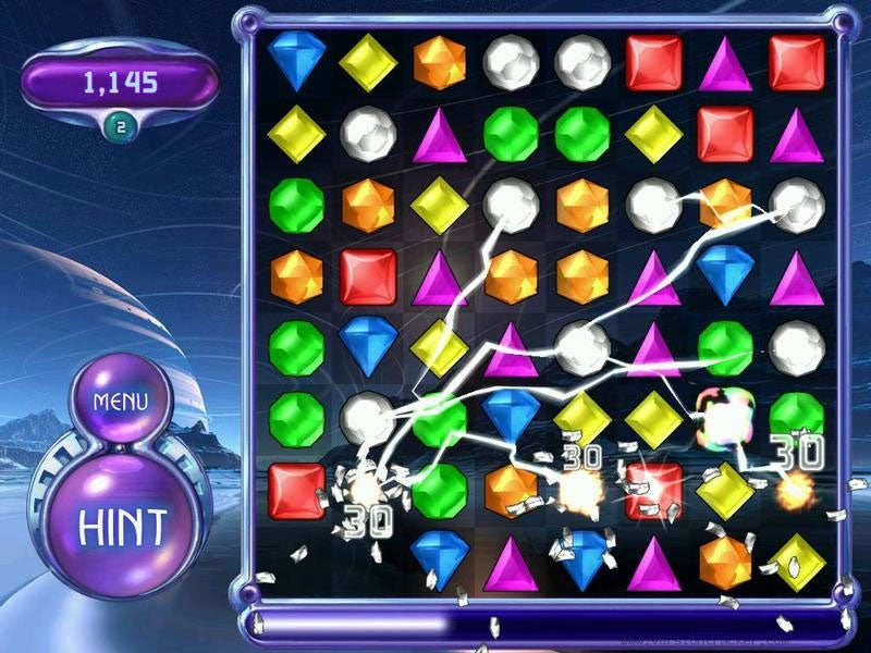 Go Grab Bejeweled 2 Today; It's Free