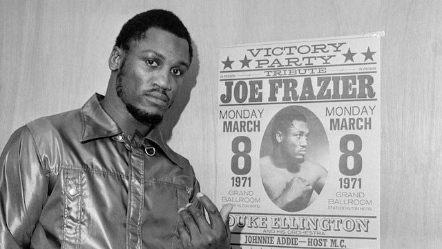 How The Media Keep Getting Joe Frazier Wrong