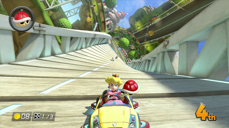 8 Tips for Mastering Mario Kart 8