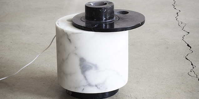 Appliances Chiseled From Marble Are Surprisingly Elegant