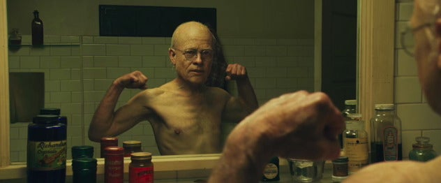 "Possible ""Benjamin Button"" Snub Proves Oscars Hate Science Fiction"