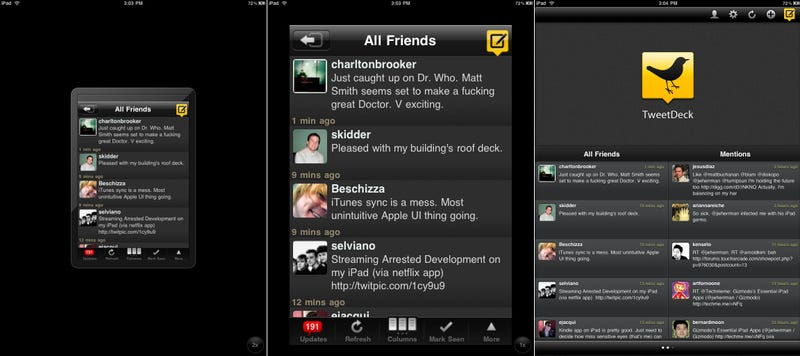 Why You Shouldn't Bother With the iPad's iPhone App Upscaling