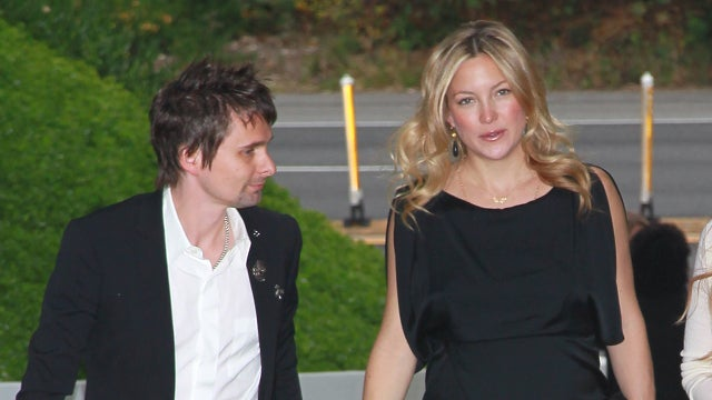 Kate Hudson's Fiance Tries To Explain Why They Named Their Baby 'Bing'
