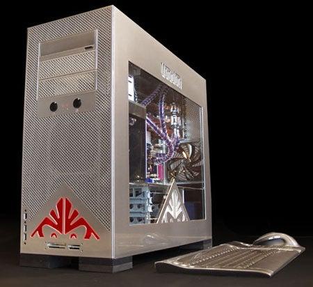 VoodooPC's Intel Core 2 Extreme-Based Omen Desktops