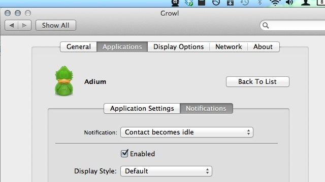Growl Fork Is a Free Version of Growl that Works Properly in Lion