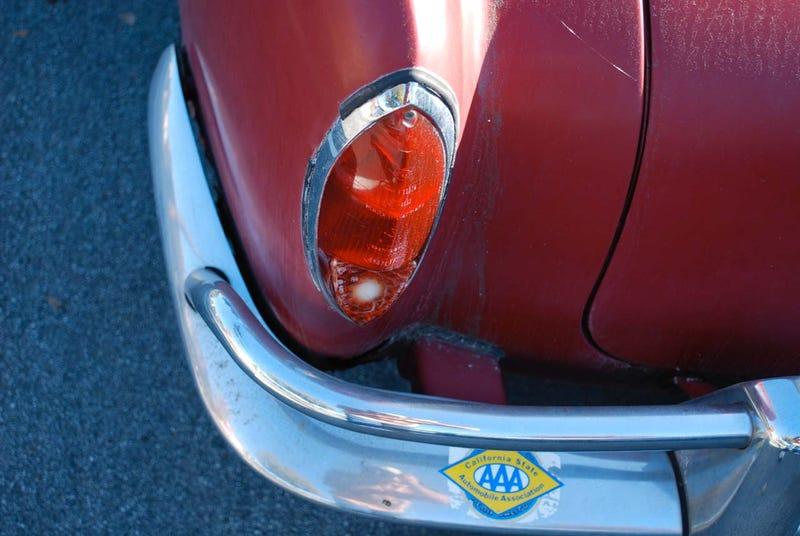 1965 Volkswagen Karmann Ghia Coupe