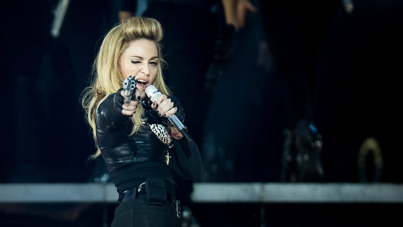 World's Least Creative Russian Politician Calls Madonna a Whore
