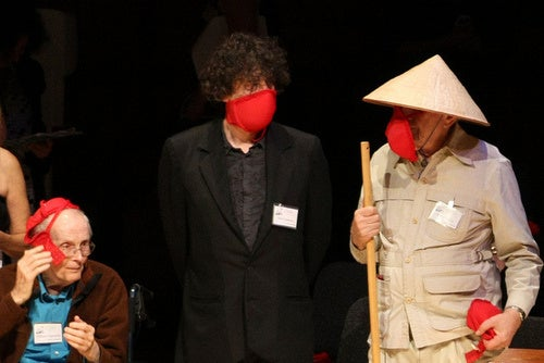 And the winners of the Ig Nobel Prizes for mad science are . . .