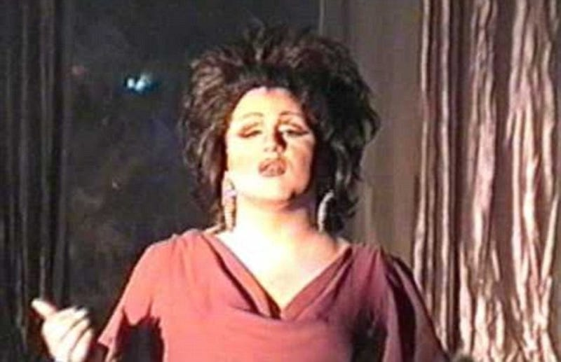 Anti-Gay Marriage GOP Candidate Was Drag Queen In Early '00s
