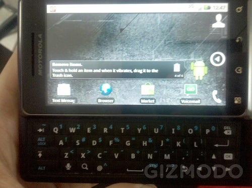 Droid 2 Impressions Gallery