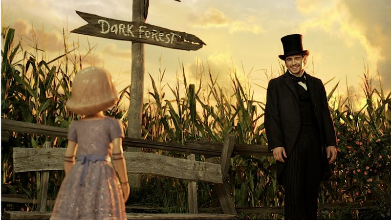 Oz the Great and Powerful Made All the Money This Weekend