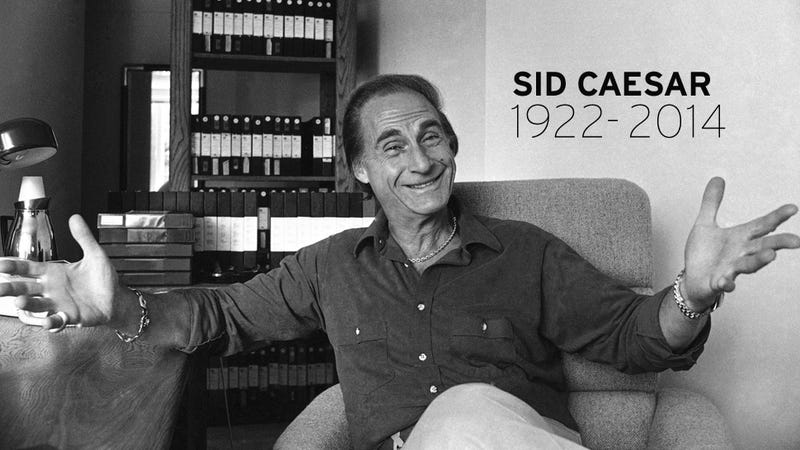 ​Comedy Legend Sid Caesar Dead at 91