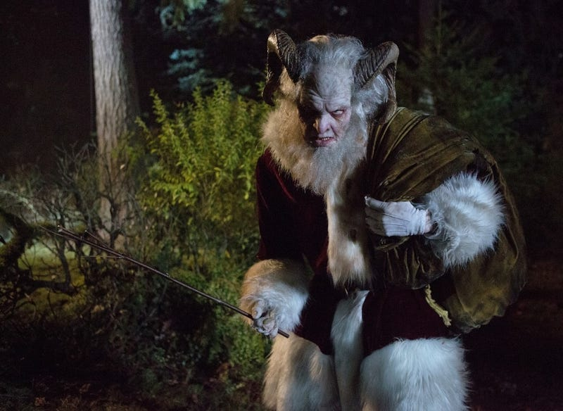 ​The year Krampus saved Christmas (and, to a lesser extent, Grimm)
