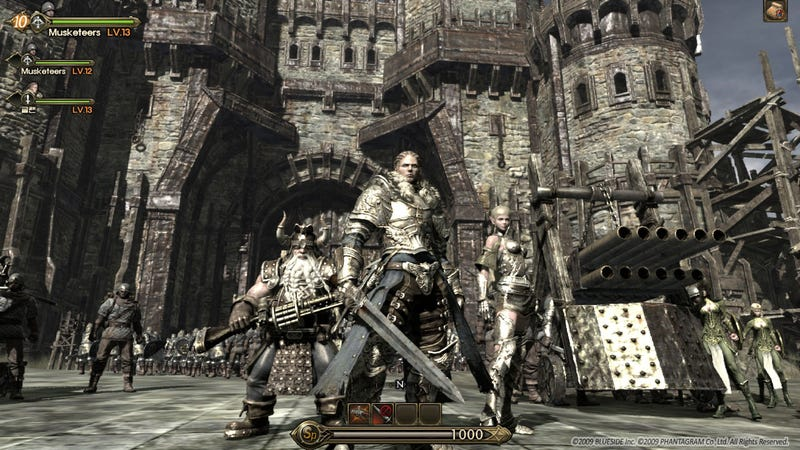 Kingdom Under Fire II Bringing Crusader Carnage To Xbox 360