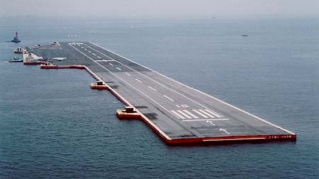 12 Floating Airports That Turn City Skylines and Rivers into Landing Strips