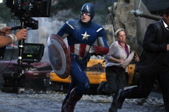 Behind the Scenes of The Avengers